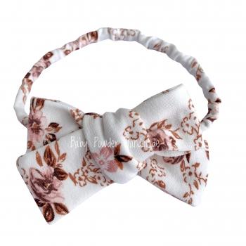 Headband with a bow