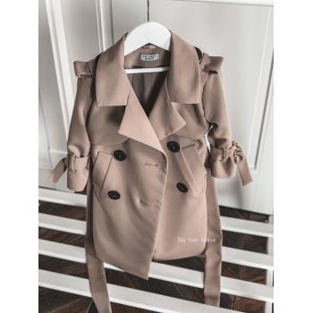 Płaszcz typu prochowiec